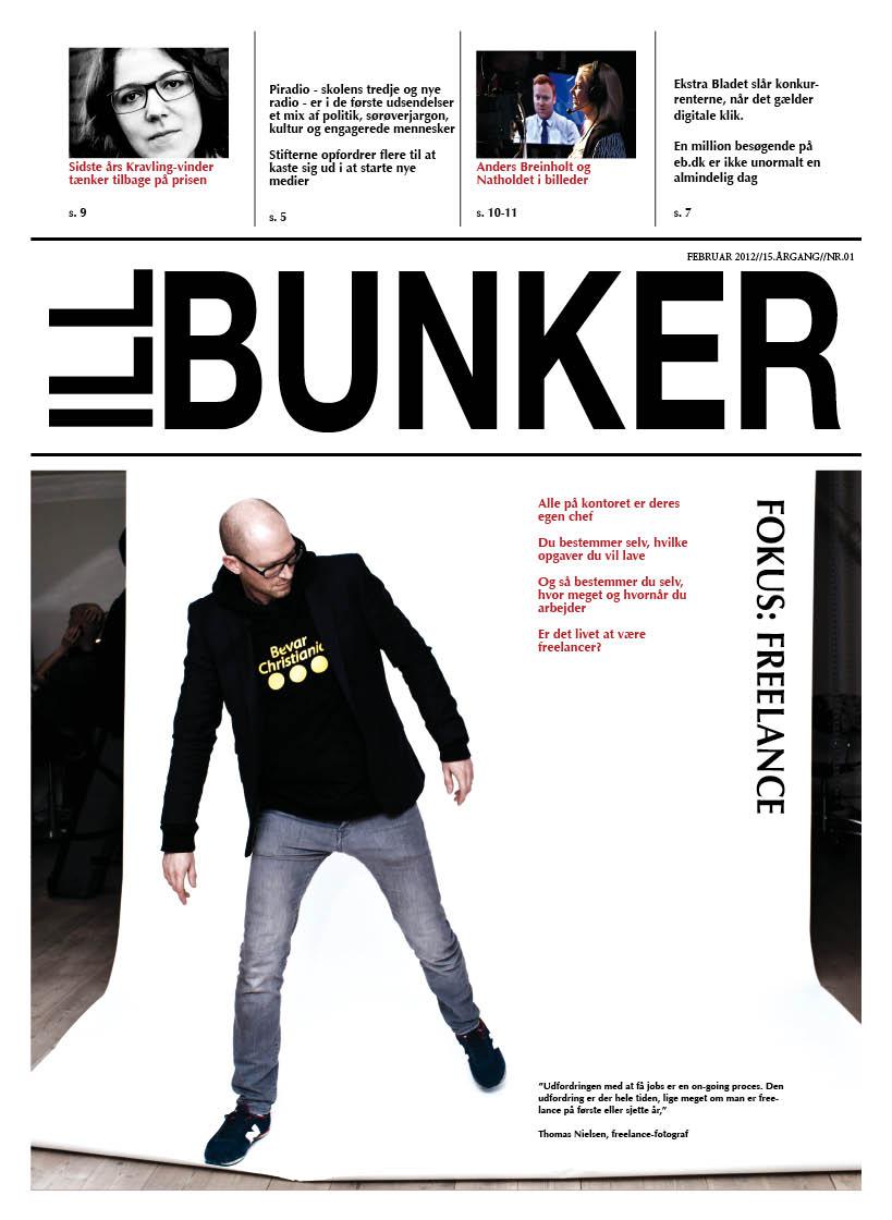 Illustreret Bunker februar 2012