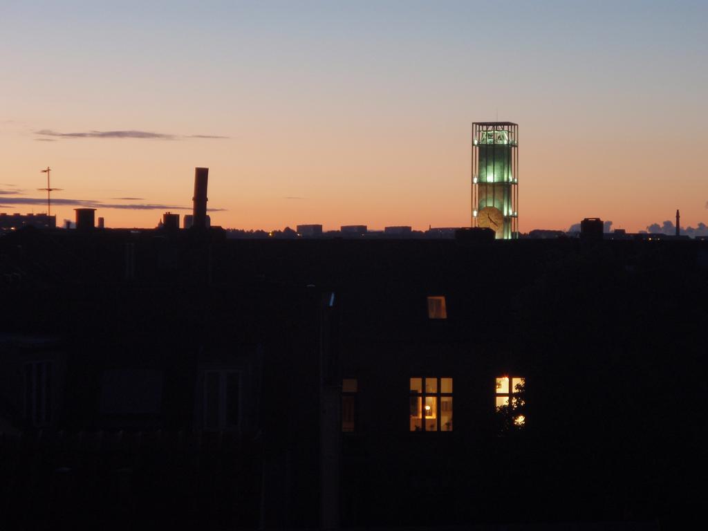 Aarhus By Night. Foto fra Flickr - Ralf Skjerning