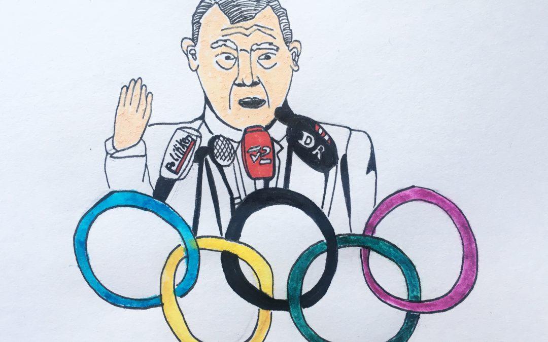 Folketingsvalget er mediernes Olympiske Lege