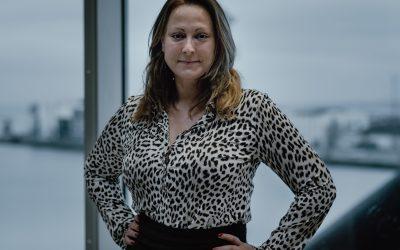 Stéphanie Surrugue: Jeg har det bedste job i verden