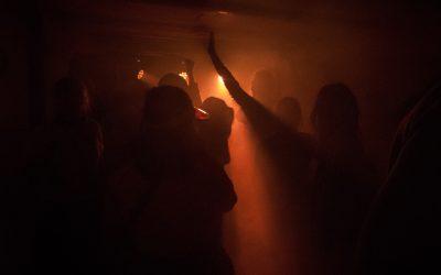 Bunkerens forsvundne fester