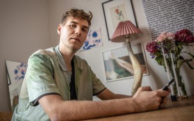 Twitter og journalistik går hånd i hånd for Frederik Kulager