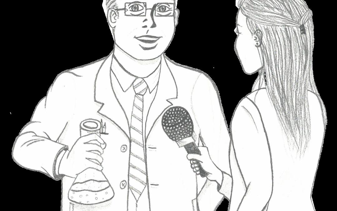 Forskeren og journalisten: Samarbejdet om at forstå virkeligheden