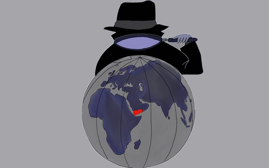 Digitalt detektivarbejde: Hvordan frit tilgængelig information afslørede ulovlig våbenhandel